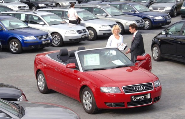 Autokauf - Teure Gebrauchte beliebter