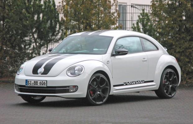 B&B verleiht dem Volkswagen Beetle bis zu 320 PS
