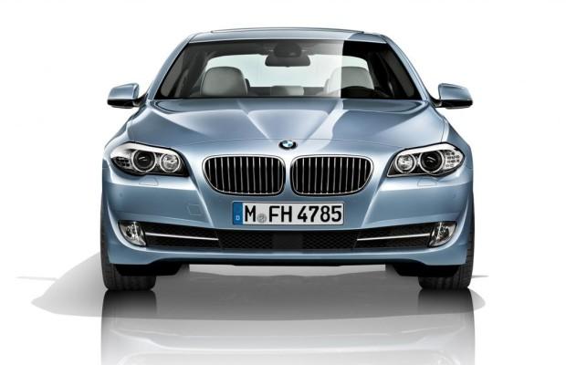 BMW 5er Active Hybrid 5 - Nicht kleckern, sondern klotzen
