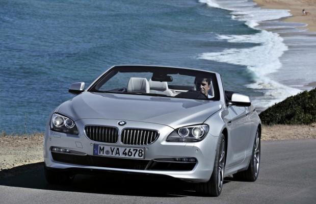BMW 640d xDrive Cabrio - Edle Kraftverteilung