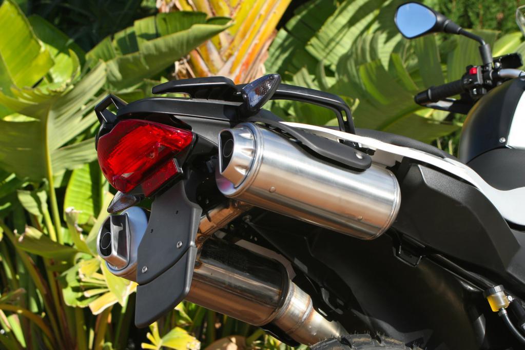 BMW G 650 GS Sertao: Ein Zylinder genügt