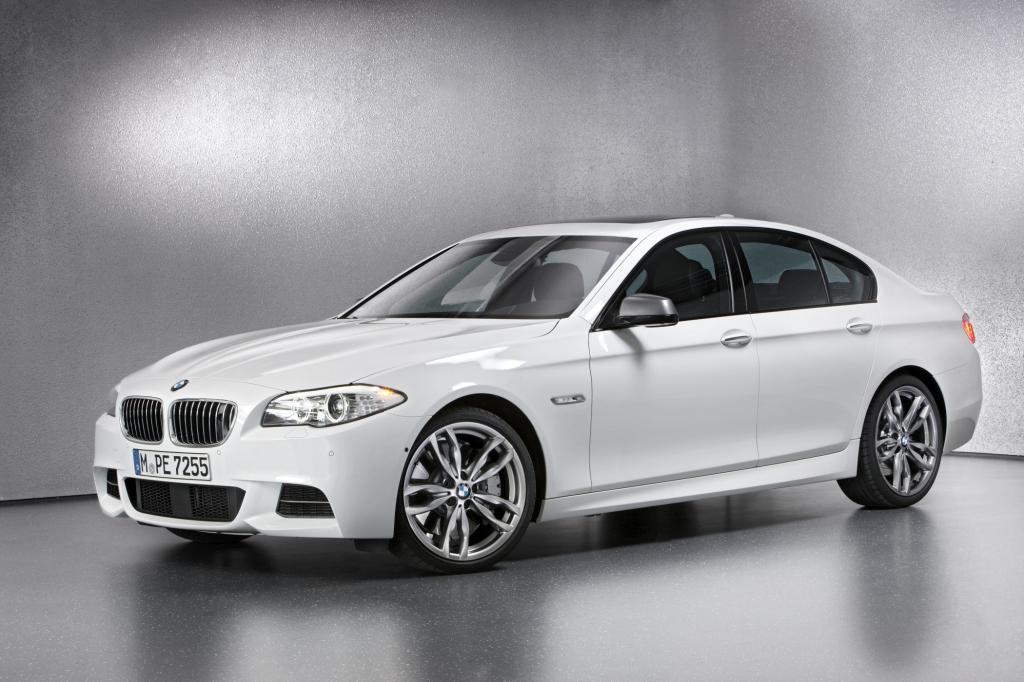 BMW M Performance - Power-Diesel mit Dreifach-Turbo