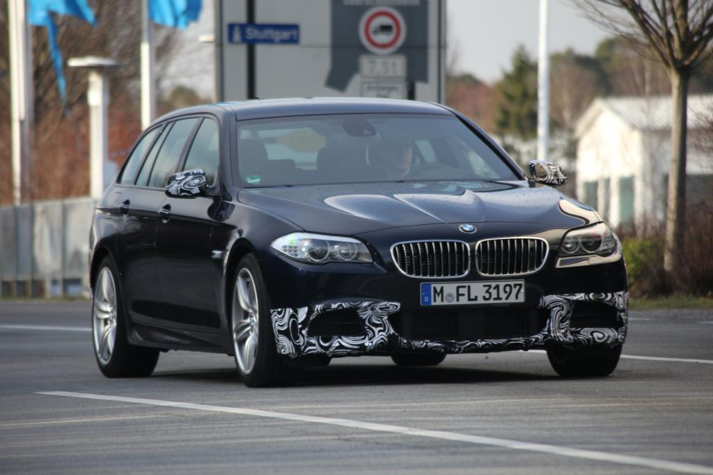 BMWs M GmbH plant einen Power-Diesel