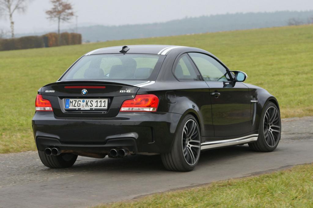 Basisaggregat im 1er M Coupé ist der N55-Dreiliter-Reihensechszylinder von BMW