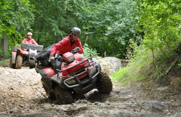 Bauernschläue: Honda mit neuem ATV-Topmodell