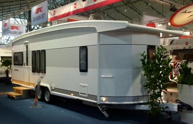 CMT Stuttgart 2012: Caravans – Der Einstieg in die Camper-Welt