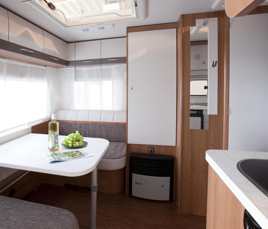 CMT Stuttgart 2012: T.E.C. präsentiert zwei Caravan Sondermodelle