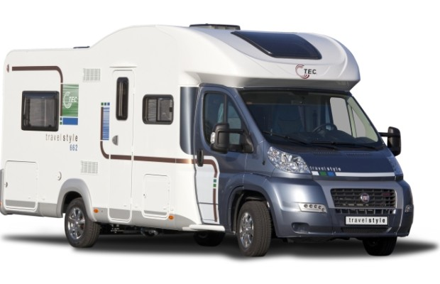 CMT Stuttgart 2012: TEC Reisemobil Sondermodelle Travel Style