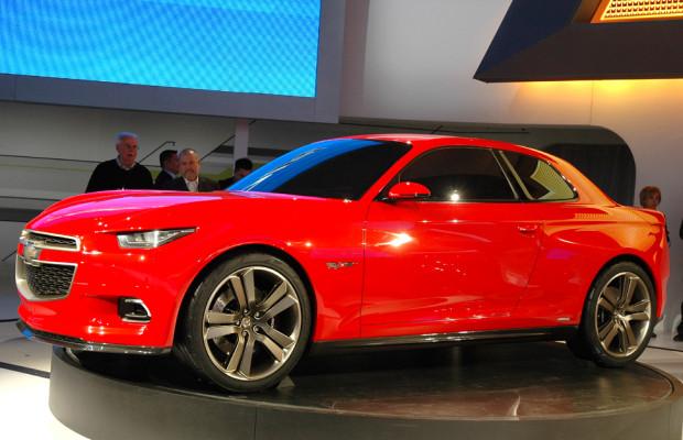 Chevrolet-Konzeptcoupés Code 130R, Tru 140S: Auto als Docking-Station