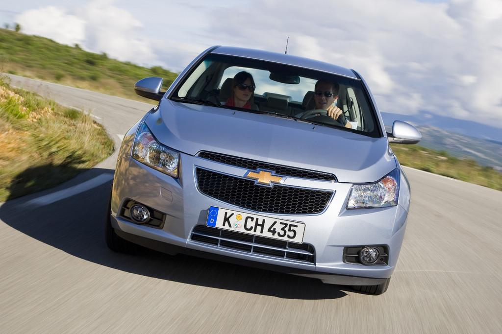 Chevrolet erzielt 2011 weltweiten Absatzrekord