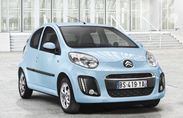 Citroën C1 startet im März: Franzosen haben ihren City-Mini aufgehübscht
