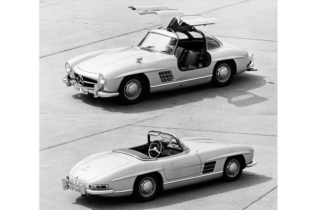 Coupé und Roadster im Vergleich