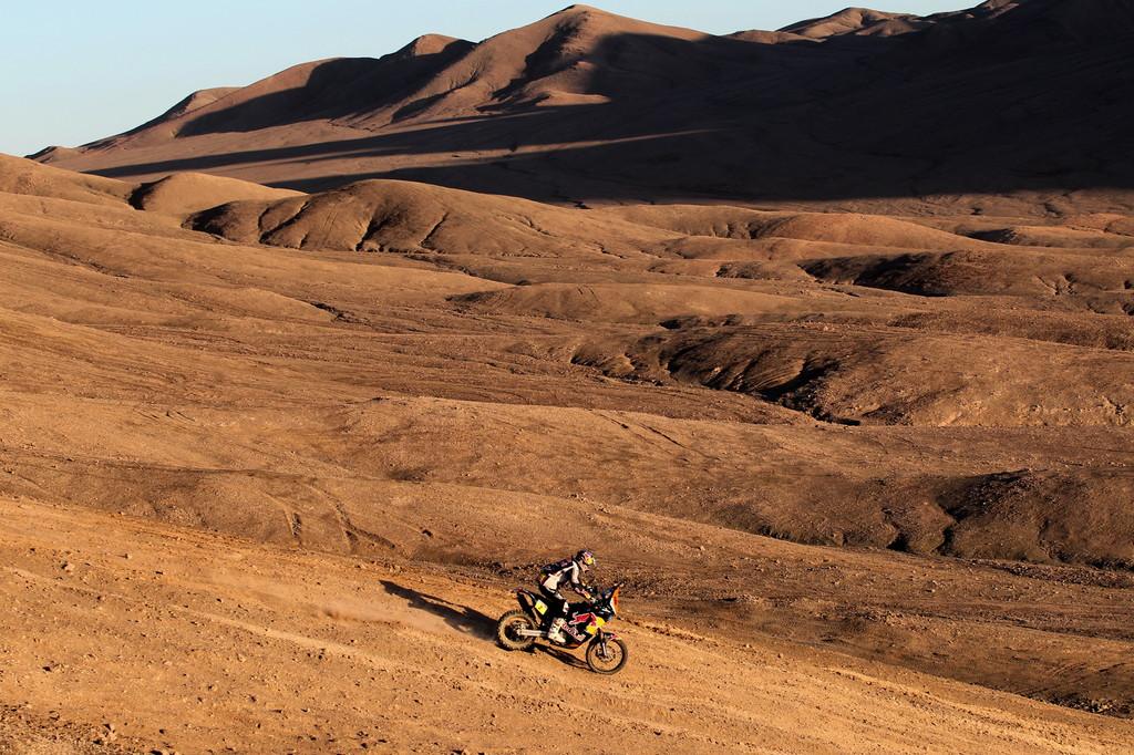 Cyril Despres auf KTM.