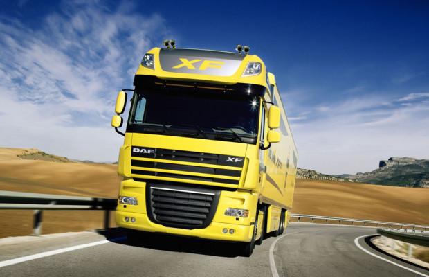 DAF baut Position als stärkster Importeur aus