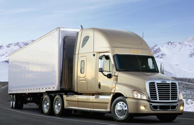 Daimler fährt Freightliner-Produktion hoch