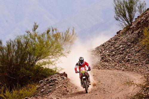 Dakar 2012: Etape 5 von Chilecito - Fiambalá