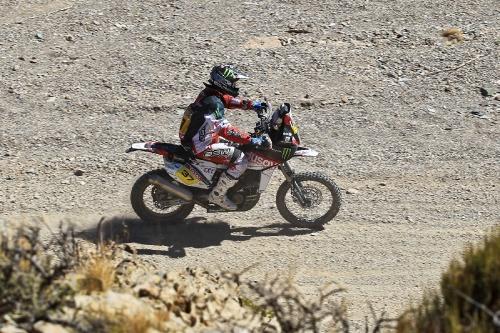 Dakar 2012: Etappe 3 von San Rafael nach San Juan