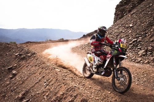 Dakar 2012: Etappe 4 von San Juan nach Chilecito