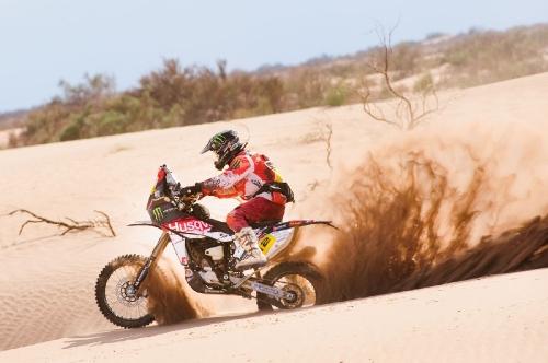 Dakar 2012: Etappe 5 von Chilecito - Fiambalá
