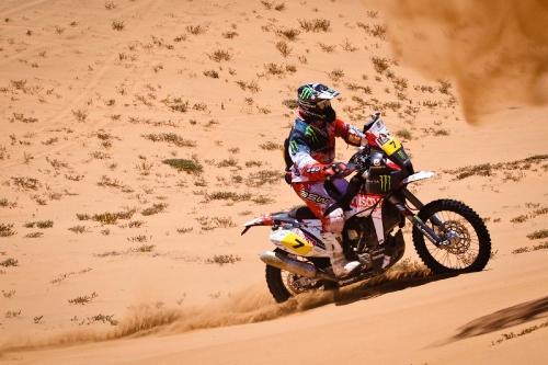 Dakar 2012: Etappe 7 von Copiapo – Copiapo