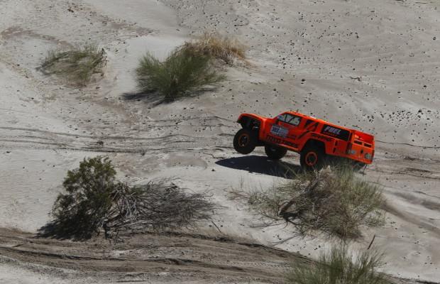 Dakar 2012: Heutige Etappe gestrichen