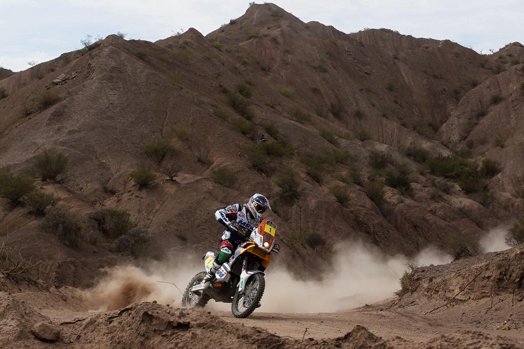 Dakar 2012: Peterhansel holt sich ersten Tagessieg