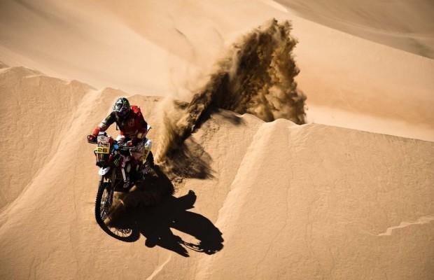Dakar 2012: Robby Gordon droht Disqualifizierung