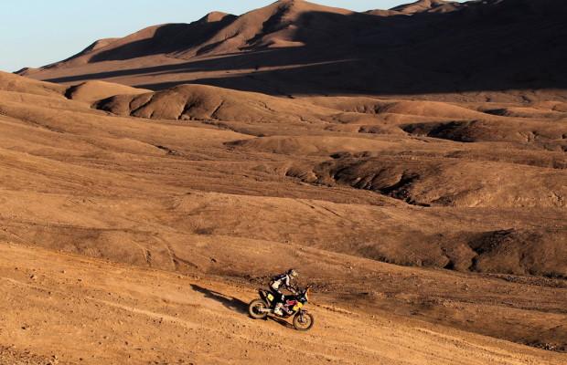 Dakar 2012: Robby Gordon holt sich Etappensieg