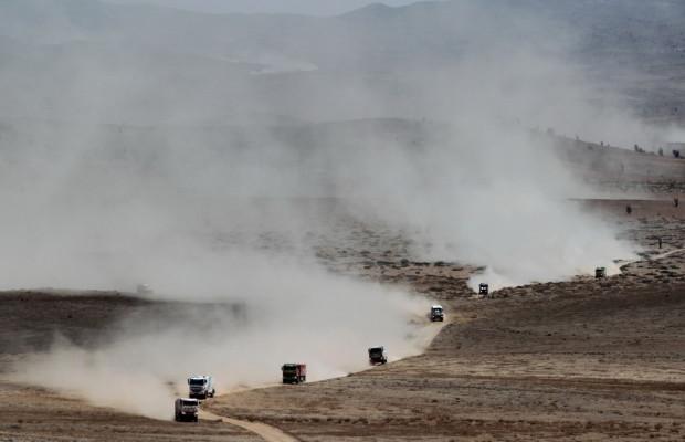 Dakar 2012: Tagessieg für Nasser Al-Attiyah
