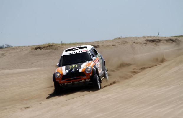 Dakar 2012: X-raid-Team gewinnt die erste Prüfung