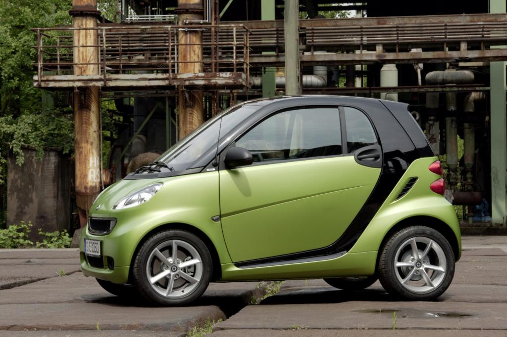Der Diesel-Smart ist durstiger, aber auch billiger als der größere Polo