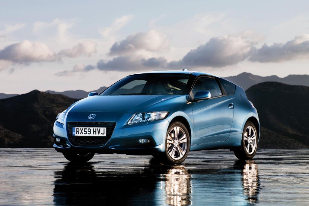 Der Honda CR-Z ist der sparsamste Sportwagen