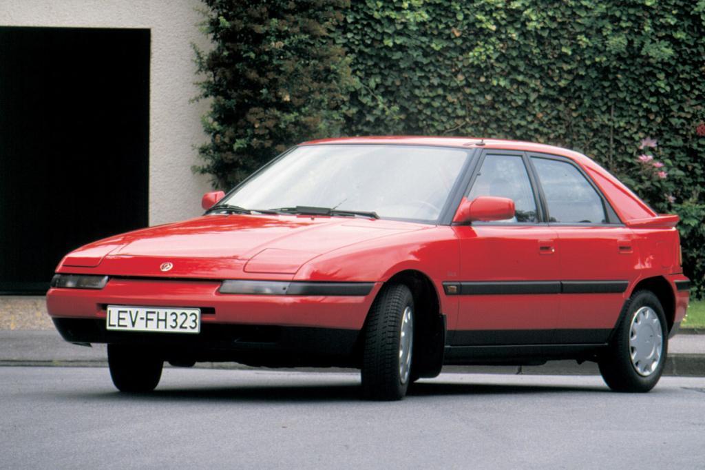 Der Mazda 323 ab 1989
