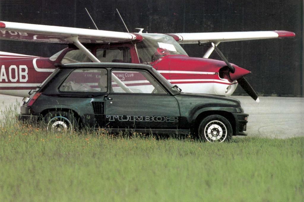 Der Turbo im Jahr 1983