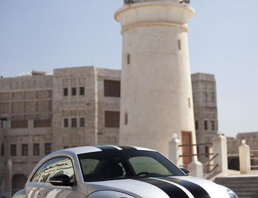 Der VW Beetle erobert die Wüste