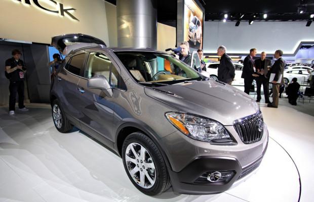 Detroit 2012: Buick schenkt sich einen Mokka ein