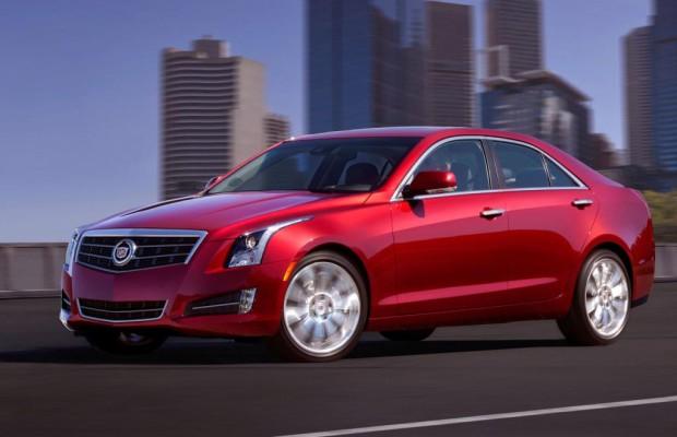 Detroit 2012 Cadillac ATS: Angriff auf Dreier-BMW und Co