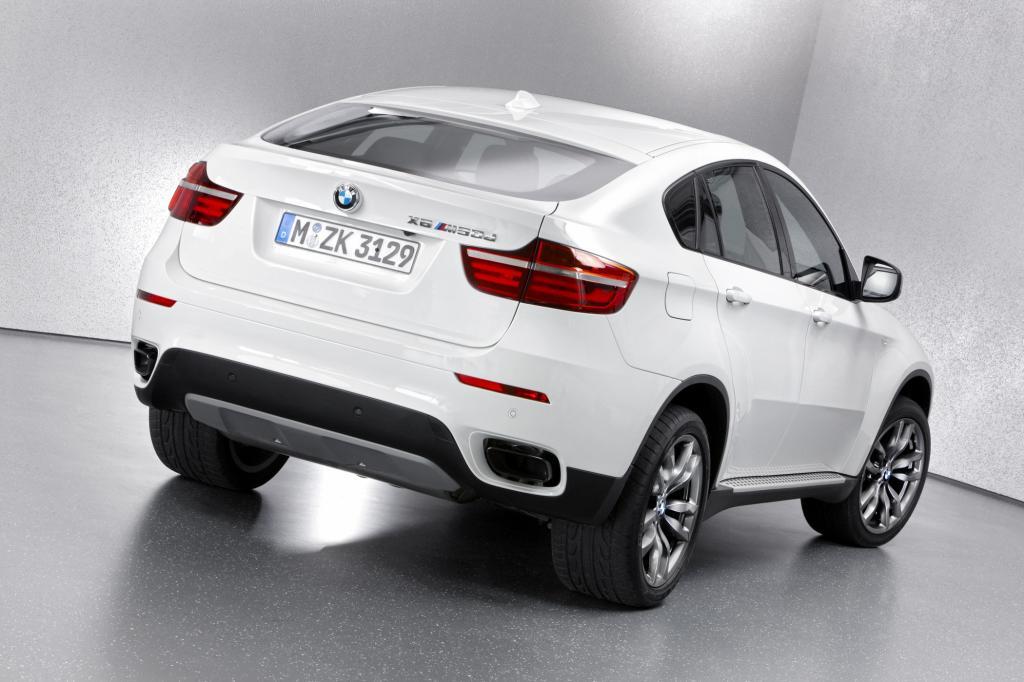 Die Preisliste für den X6 M50d startet bei 85.800 Euro