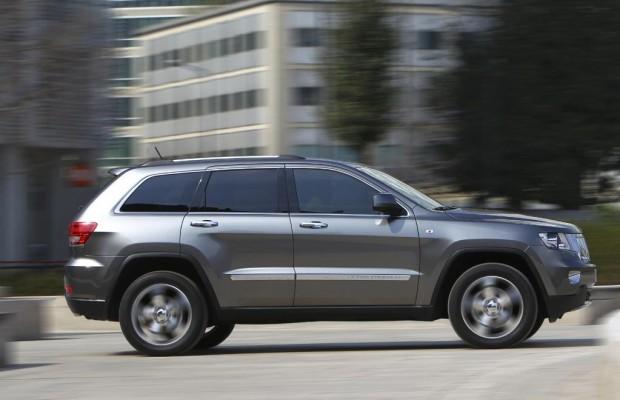 Diesel Grand Cherokee wieder in den USA