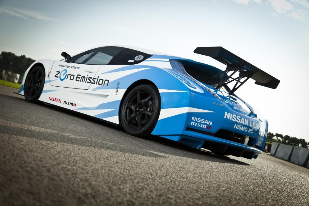 Elektrische Autorennen können Spaß machen und spannend sein