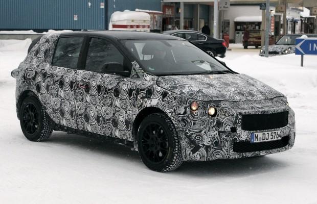 Erwischt: Erlkönig BMW 1er GT