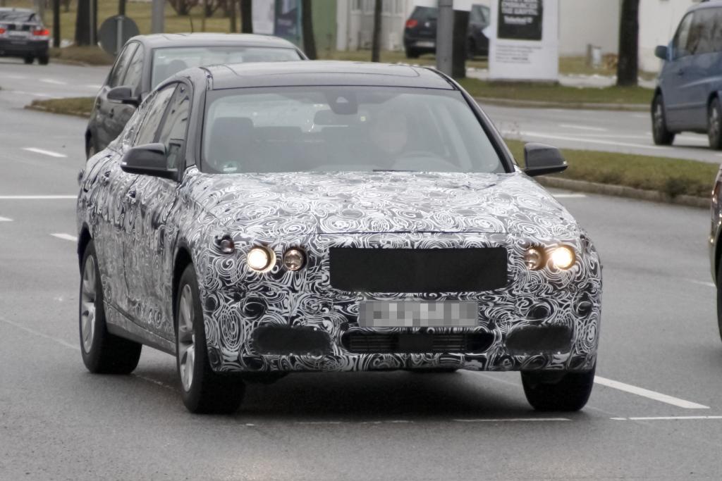 Erwischt: Erlkönig BMW 3er GT - Großer Tourer für die Mittelklasse