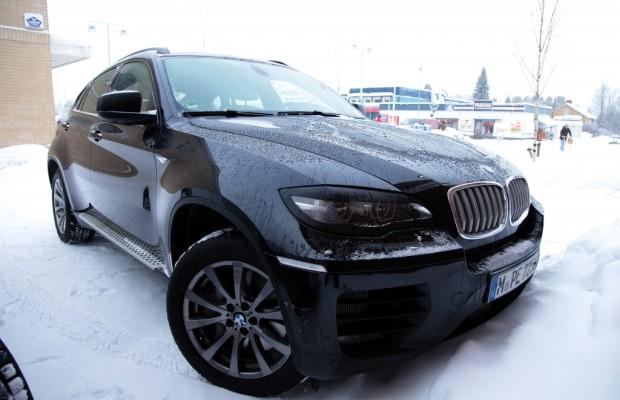 Erwischt: Erlkönig BMW X6 Facelift - Die M-Frage