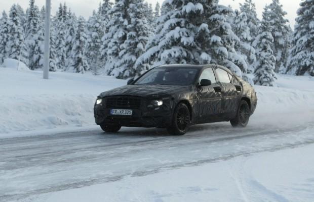 Erwischt: Erlkönig Mercedes-Benz S-Klasse