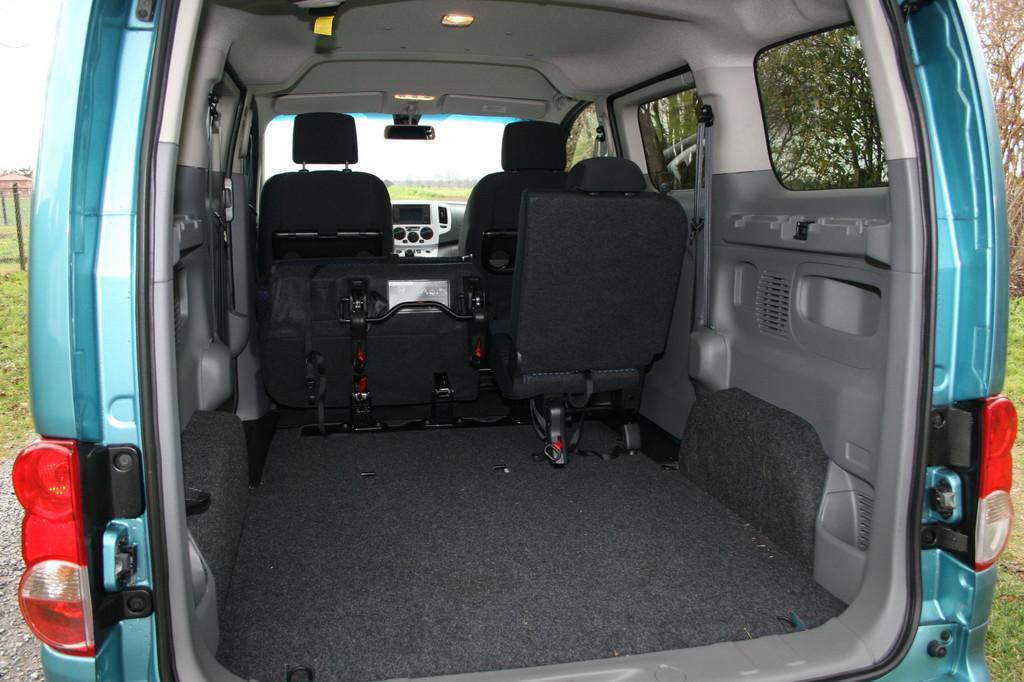 Fahrbericht Nissan NV200 Evalia dci90: Kompaktes Raumwunder