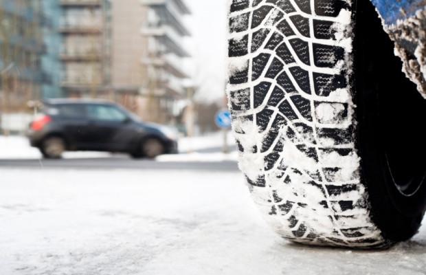 Fahrzeug bei Schnee richtig abstellen
