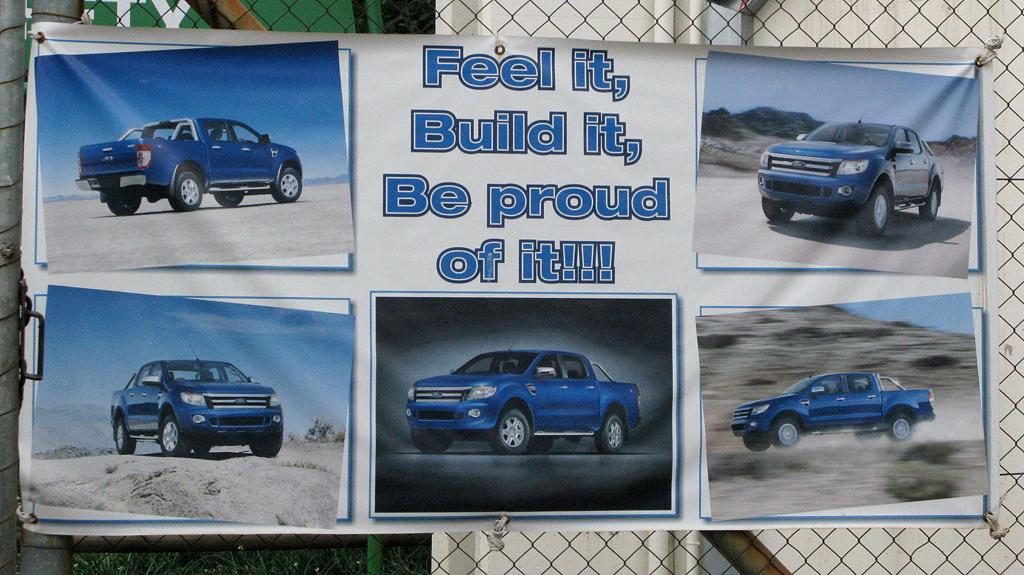 Ford-Motivation I: