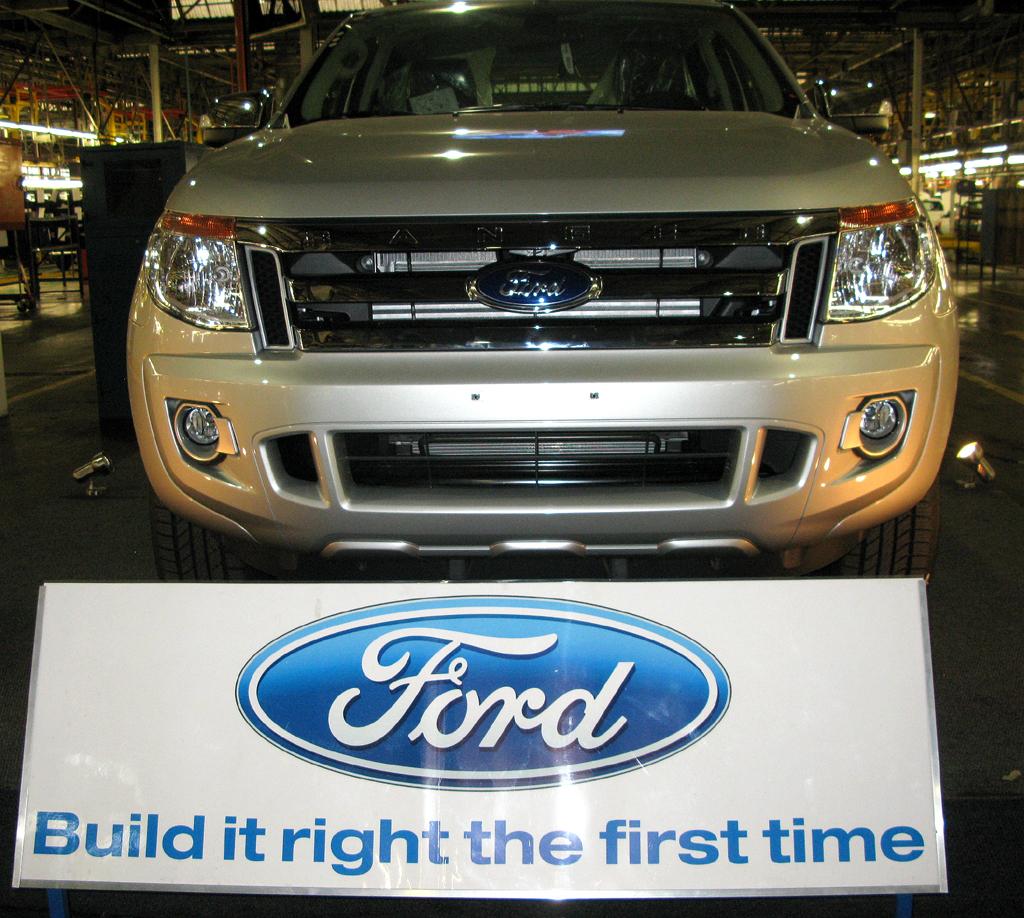 Ford-Motivation II: Gleich beim ersten Mal richtig machen ...
