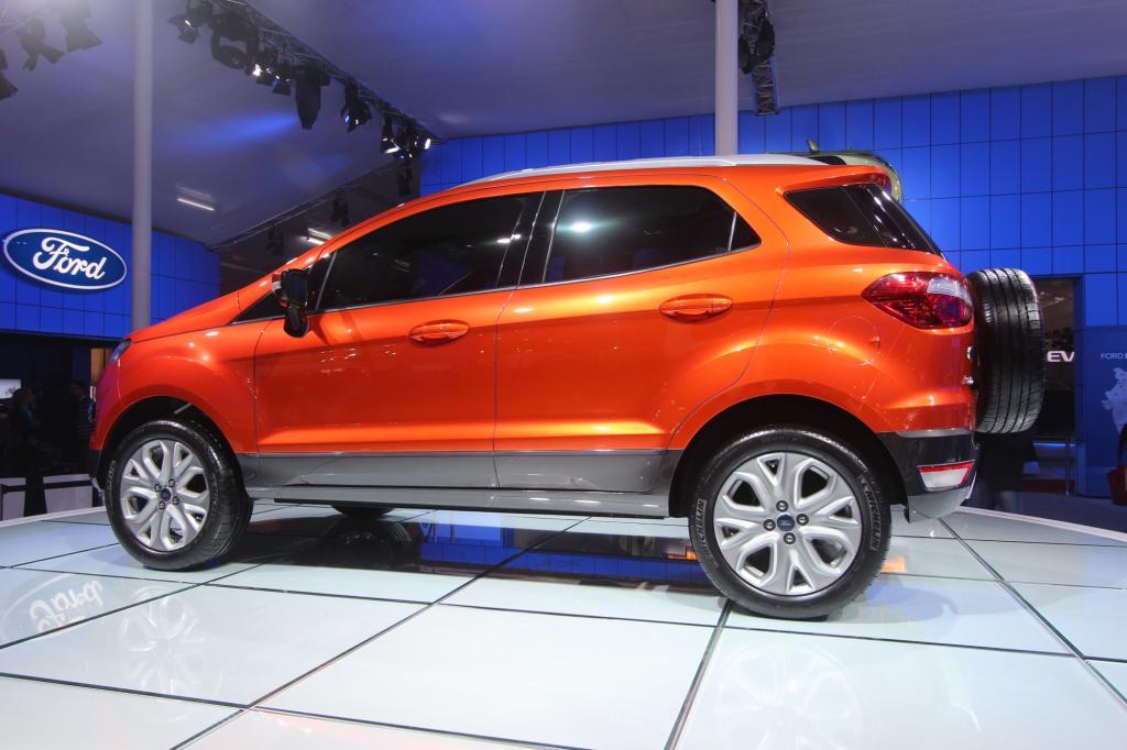 Ford macht den Fiesta fit fürs Gelände