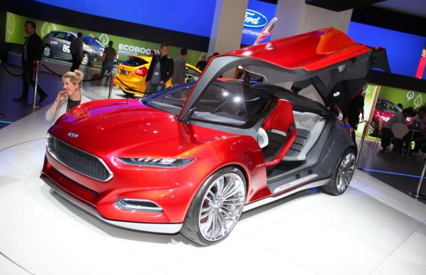 Ford mit Evos und B-Max beim